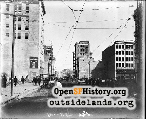 Kearny near Post,1907