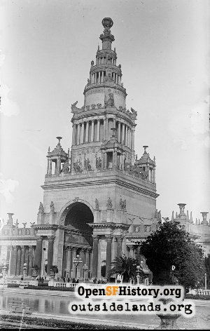 Tower of Jewels, PPIE,1915
