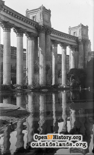Palace of Fine Arts, PPIE,1915