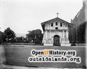 Mission Dolores,1903