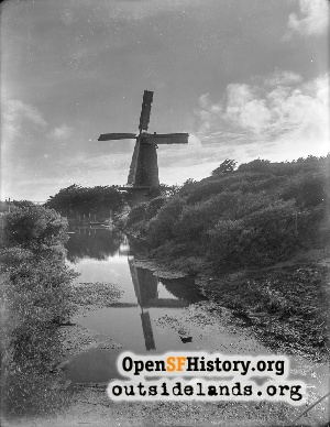 Dutch Windmill,n.d.