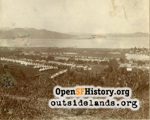 View of Presidio,1898