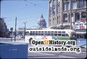 Market & 8th ,Sep 1971