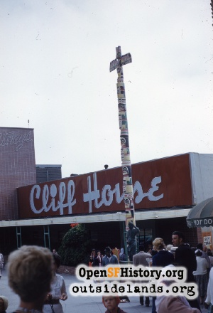 Cliff House,1960