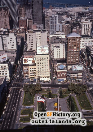Union Square,Aug 1974
