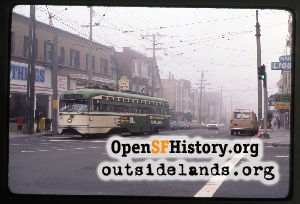 9th Ave & Judah,1978