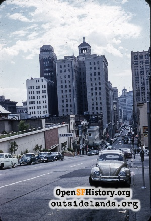 Downtown,1954