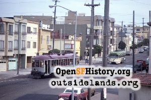 Judah & 48th Ave.,Oct 1976