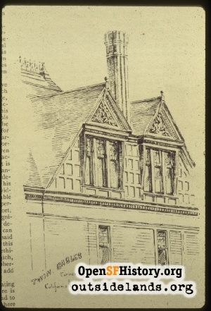 Architectural Drawing,1891