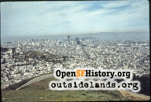 View from Twin Peaks,1972
