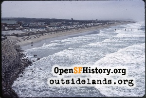 View from Cliff House,Jun 1968