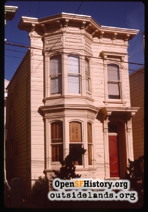 232 Clinton Park,Jan 1976