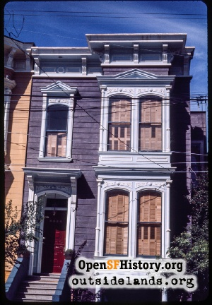 23rd near Mission,1970s
