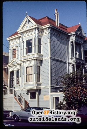 21st near Dolores,Nov 1976