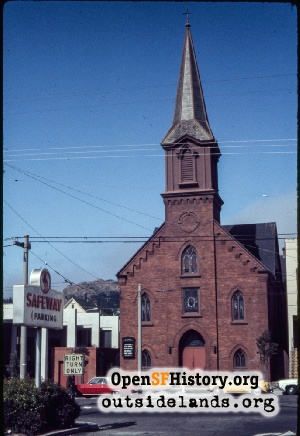 St. Francis Lutheran Church,Aug 1974