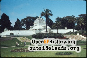 Conservatory of Flowers,1974
