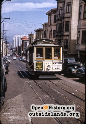 Cable Car on Jackson
