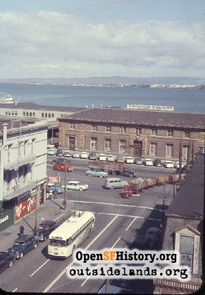 Embarcadero from Rincon Annex P.O.