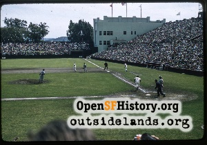 Seals Stadium,Jun 1958