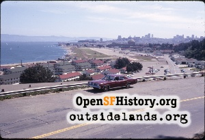 Lincoln Blvd, Presidio,Apr 1968