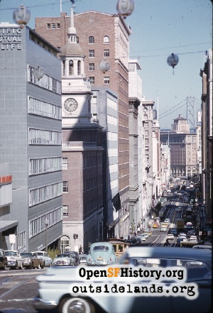 California & Grant,Apr 1962
