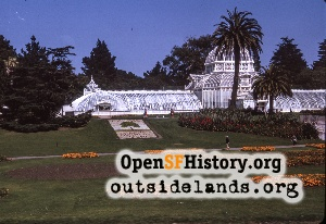 Conservatory of Flowers,1963