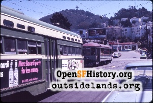 West Portal & Wawona,Sep 1970