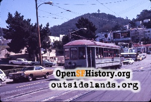 West Portal & Wawona St,Sep 1970