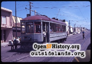Taraval & 46th Ave,Sep 1970