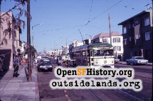 Judah & 48th Ave,Sep 1970