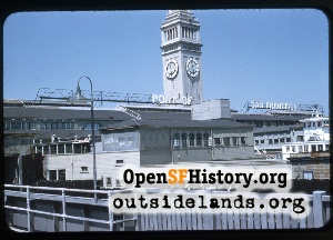 Ferry Building,1952