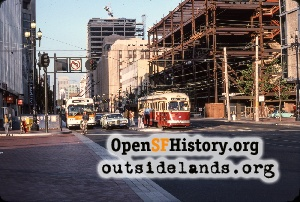 Market & Van Ness,Sep 1978