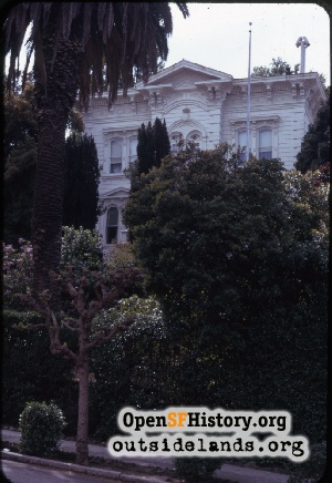 Casebolt Mansion,Apr 1972