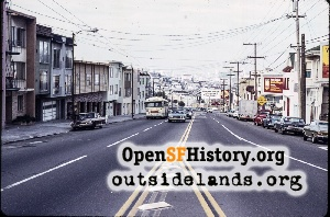 Mission & Highland,Feb 1970
