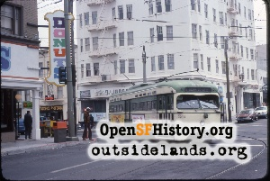 9th & Judah,Jun 1976