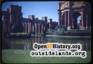Palace of Fine Arts,1949