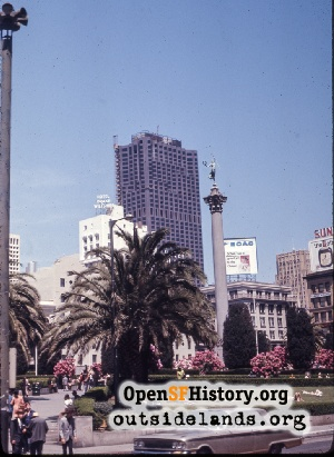 Union Square,Jun 1969