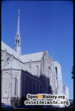 Grace Cathedral,Mar 1968