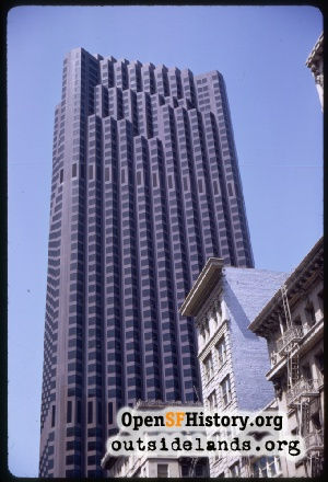 Bank of America Building,Jun 1970