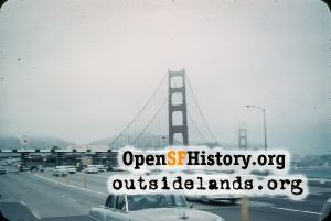 Golden Gate Bridge,Jun 1960