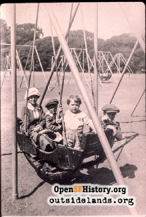 Children's Playground,1915