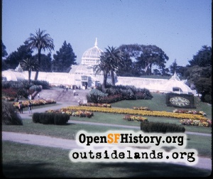 Conservatory of Flowers,1965