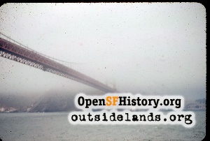 Golden Gate Bridge,Jun 1953