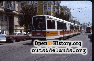 Duboce near Fillmore,Jun 1982