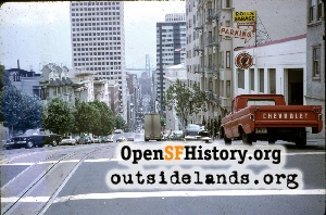 California & Powell,Aug 1965