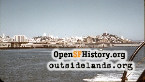 View from SF Bay,Jul 1958