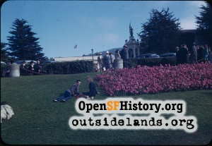 Golden Gate Park,1941