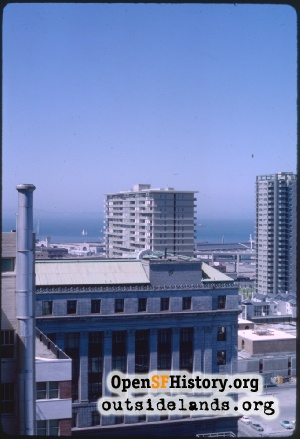 View from Dollar Building,Jun 1966