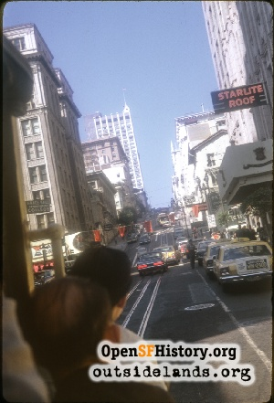 Powell near Sutter,Nov 1967