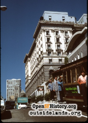 California & Powell,Aug 1976